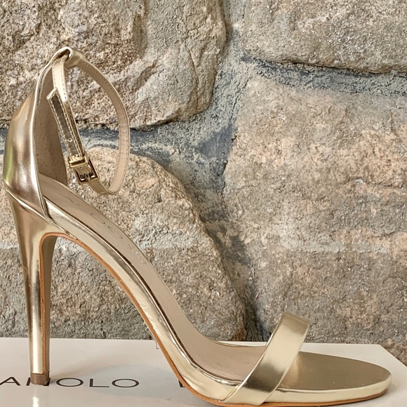 "540905138 Aldo Shoes - ALDO Sandals 4"" Heels - Like New - Price Firm"